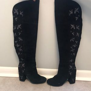 70b7057e26e Kenneth Cole Over the Knee Boots for Women